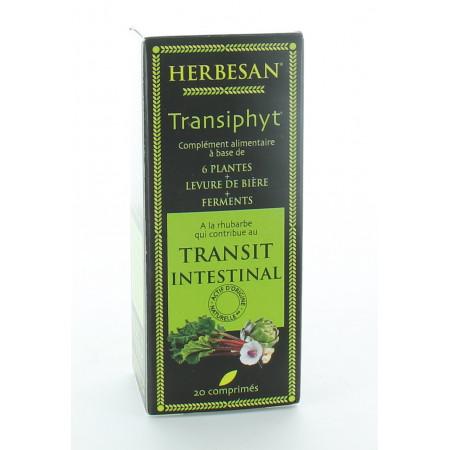 Herbesan Transiphyt Transit Intestinal 20 comprimés