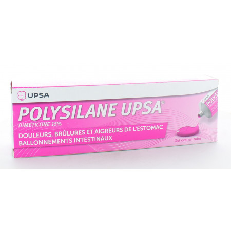 Polysilane Dimeticone 5% Gel Oral 170g
