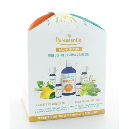Puressentiel Aroma Expert Coffret 4 Saisons