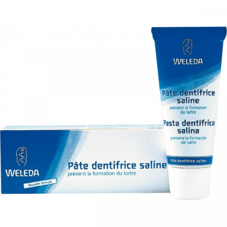 Pâte Dentifrice Saline Weleda 75 ml