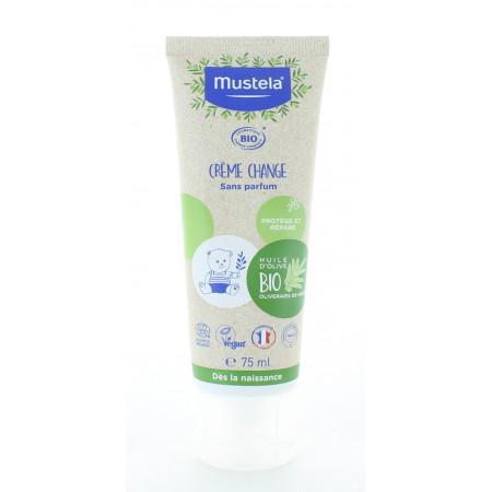 Mustela Bio Crème Change Sans Parfum 75ml