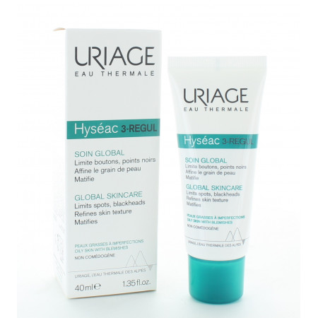 Uriage Hyséac 3-Regul Soin Global 40ml