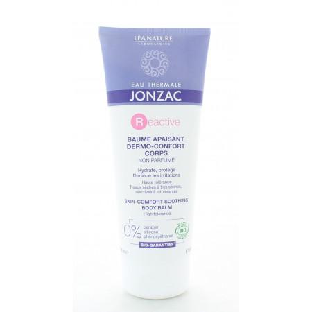 Jonzac Reactive Baume Apaisant Dermo-confort Corps 200ml