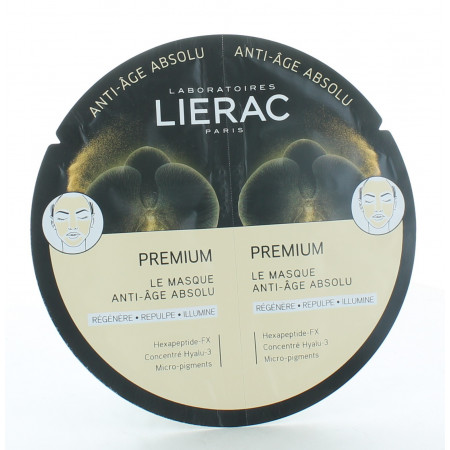 Lierac Duo Masque Premium Le Masque Anti-âge Absolu