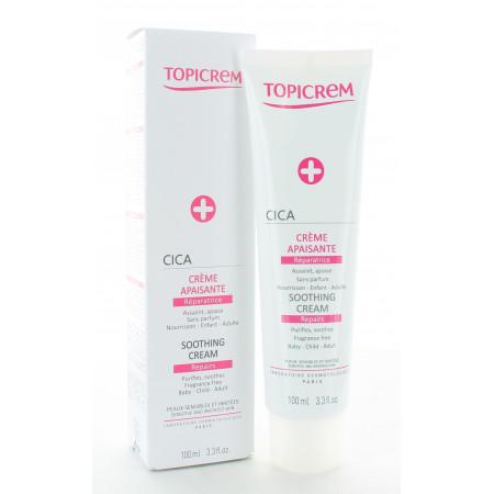 Topicrem Cica+ Crème Apaisante 100ml