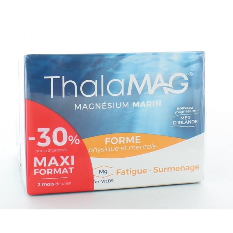 Thalamag Magnésium Marin Forme 2X60 gélules