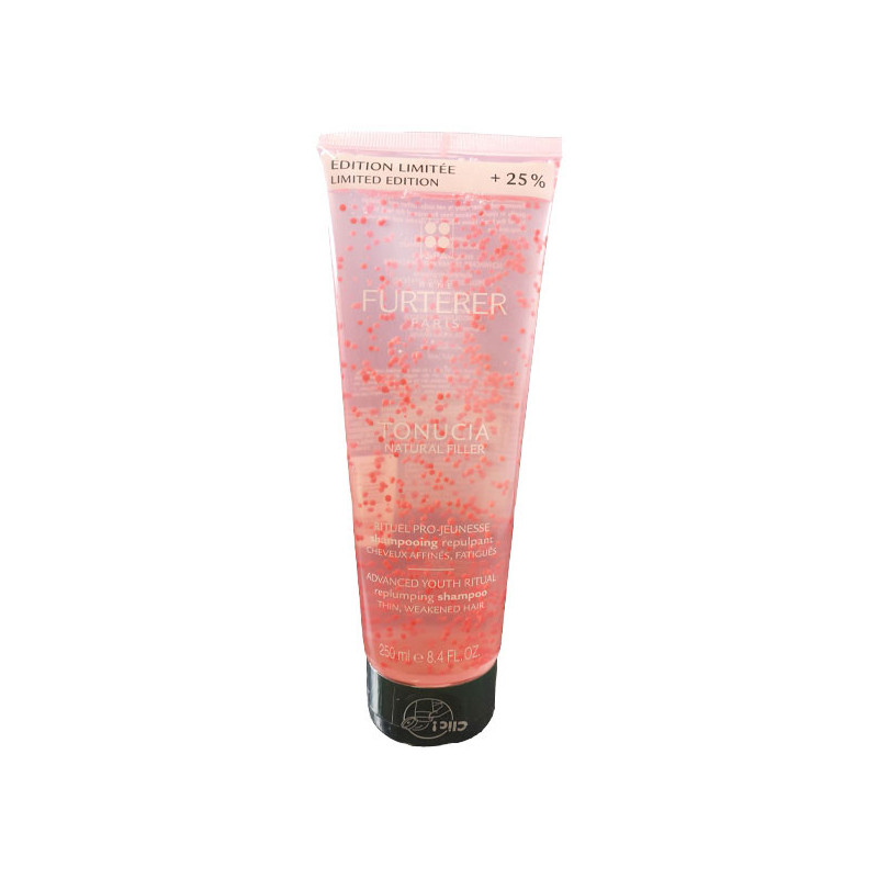Furterer Tonucia Natural Filler Shampooing Repulpant 250ml