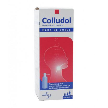 Colludol Maux de Gorge 30 ml