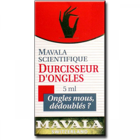 MAVALA DURCISS ONGLES FLACON 5ML