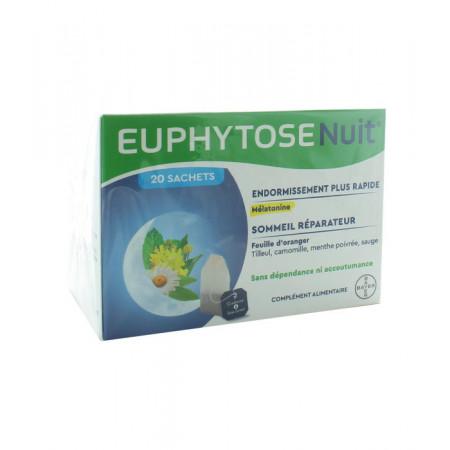 Euphytose Nuit 20 sachets