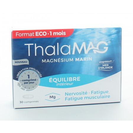 Thalamag Magnésium Marin Équilibre Intérieur 30 comprimés