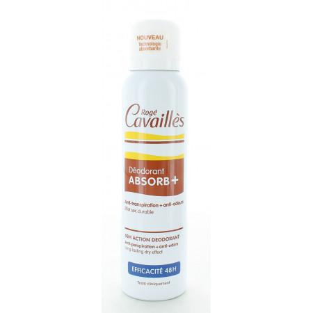 Rogé Cavaillès Déodorant Absorb+ 48h 150ml