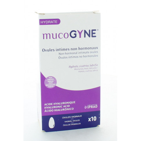 MucoGyne Ovules Intimes X10