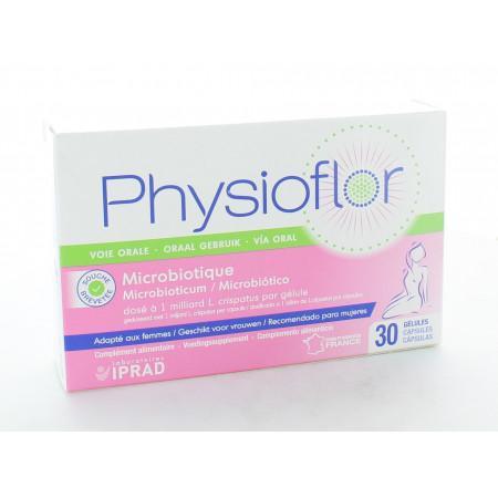 Physioflor 30 gélules