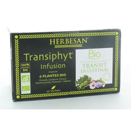 Herbesan Transiphyt Infusion Bio 20 sachets