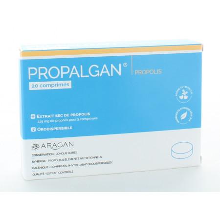 Aragan Propalgan Propolis 20 comprimés