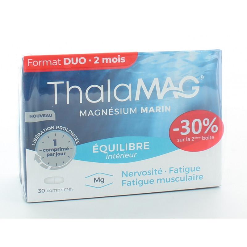 Thalamag Magnésium Marin Équilibre Intérieur 2X30 comprimés