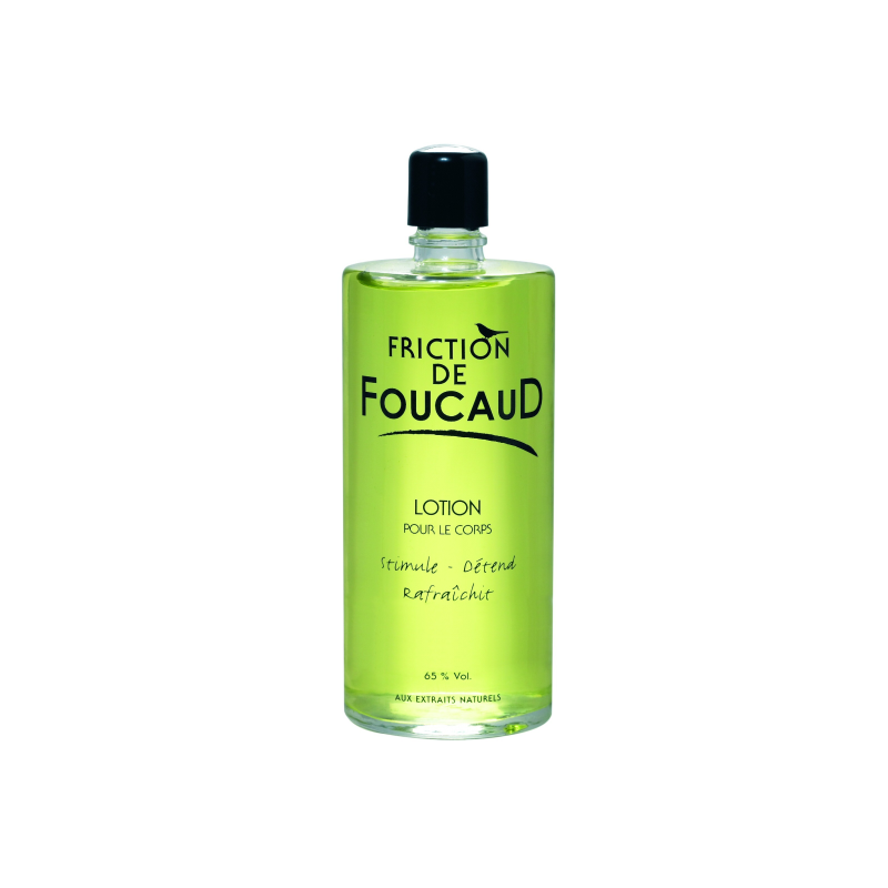 FOUCAUD FRICTION 65 FLACON VERRE 250ml