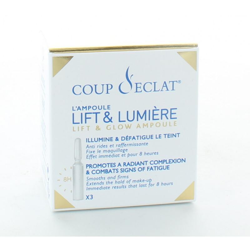 Coup d'Éclat L'Ampoule Lift & Lumière X3