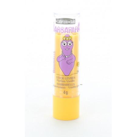 Barbabelle Stick Lèvres Parfum Vanille 4g