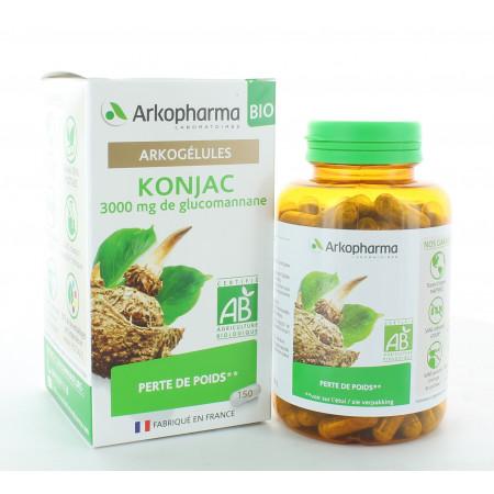 Arkopharma Arkogélules Bio Konjac 150 gélules