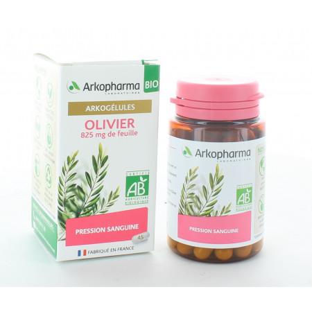 Arkopharma Arkogélules Bio Olivier 45 gélules