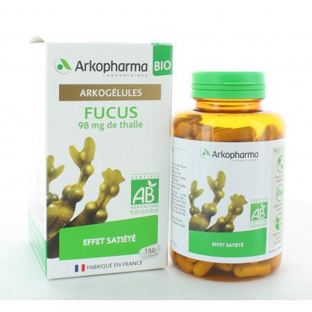 Arkopharma Arkogélules Bio Fucus 150 gélules