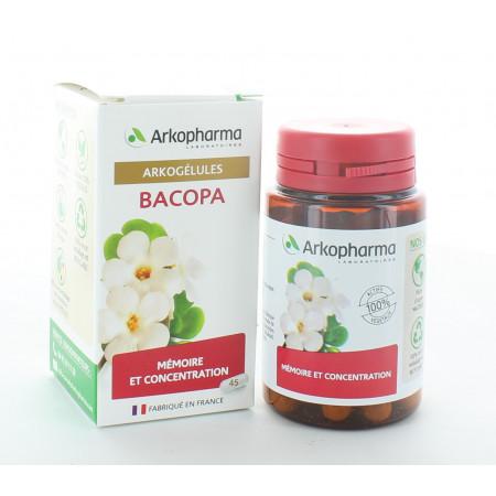 Arkopharma Arkogélules Bacopa 45 gélules