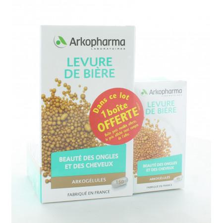 Arkopharma Arkogélules Levure de Bière 150+45 gélules