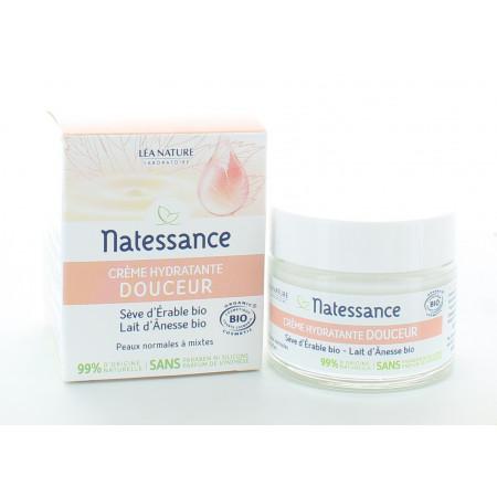 Natessance Crème Hydratante Douceur 50ml