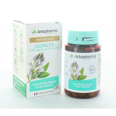 Arkopharma Arkogélules Alfalfa 45 gélules