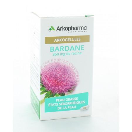 Arkopharma Arkogélules Bardane 45 gélules
