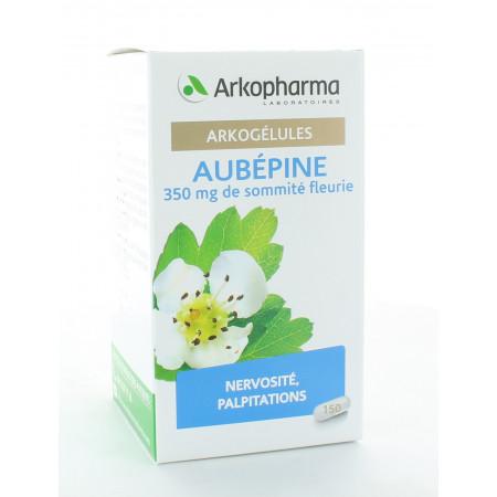 Arkopharma Arkogélules Aubépine 150 gélules