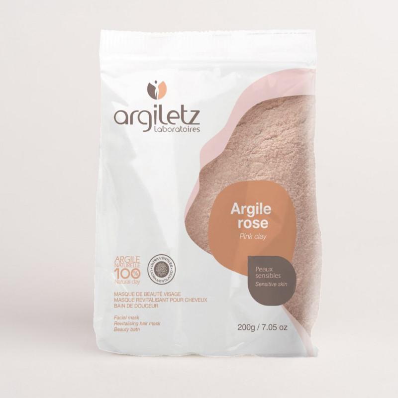 Argiletz Argile Rose Peau Sensible 200g
