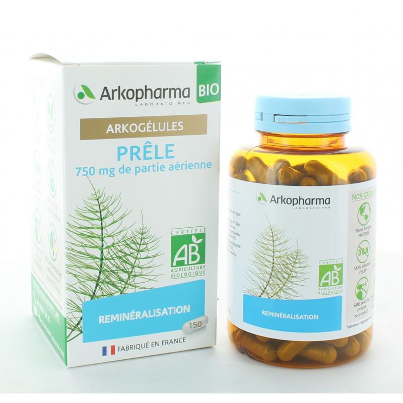 Arkopharma Arkogélules Bio Prêle 150 gélules