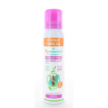 Puressentiel Répulsif Poux Spray 200ml