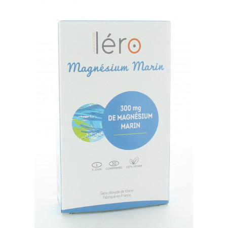Léro Magnésium Marin 300mg 30 comprimés