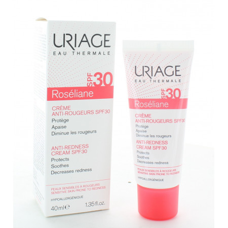 Uriage Roséliane Crème Anti-rougeurs SPF30 40ml