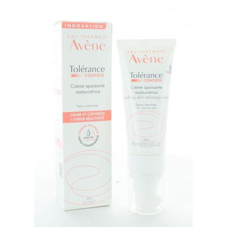 Avène Tolérance Control Crème Apaisante Restauratrice 40ml