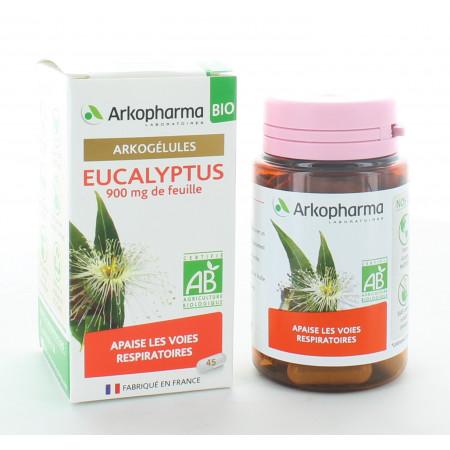 Arkopharma Arkogélules Bio Eucalyptus 45 gélules