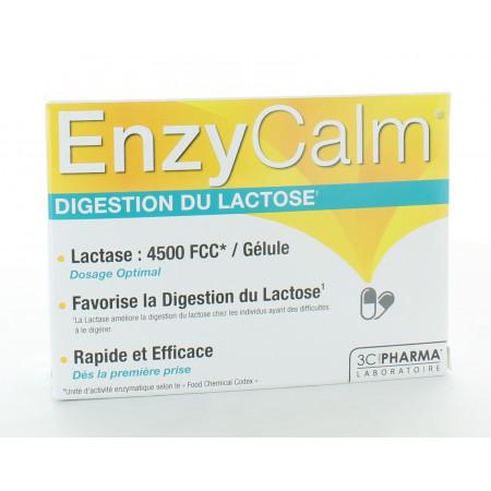 EnzyCalm Digestion du Lactose 30 gélules