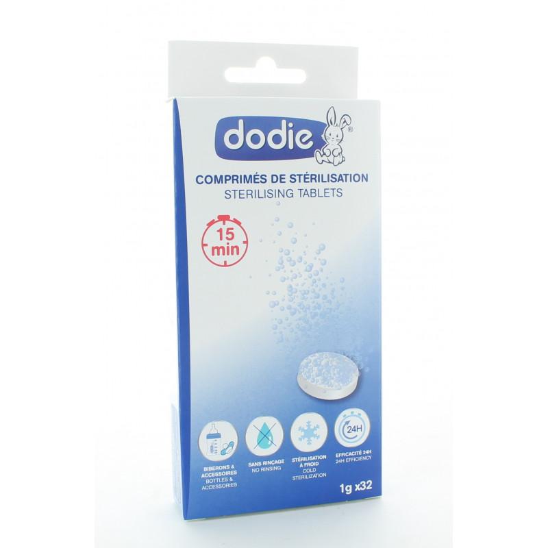 Dodie Comprimés de Stérilisation X32