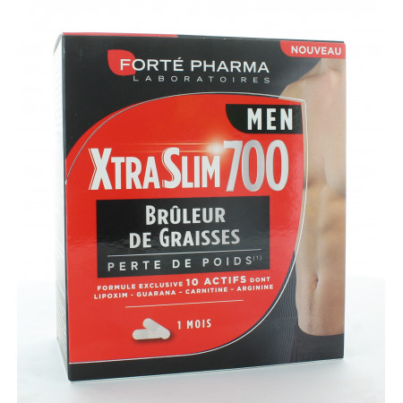 Forté Pharma XtraSlim 700 Men 120 gélules