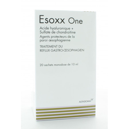 Esoxx One 20 sachets de 10ml
