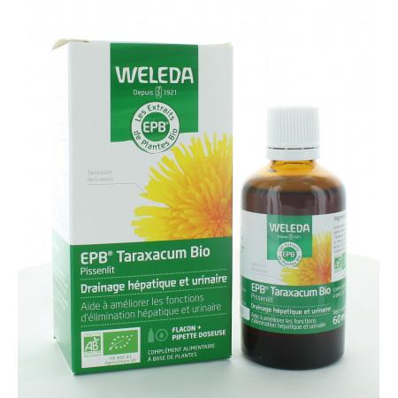Weleda EPB Taraxacum Bio Drainage Hépatique et Urinaire 60ml