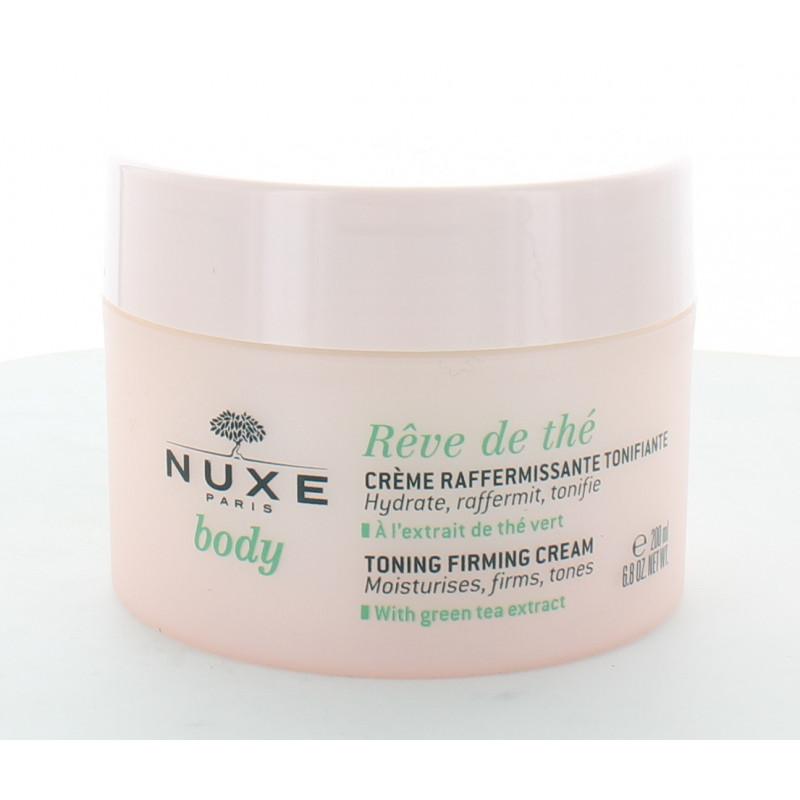 Nuxe Body Rêve de Thé Crème Raffermissante 200ml