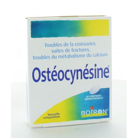 Boiron Ostéocynésine 60 comprimés