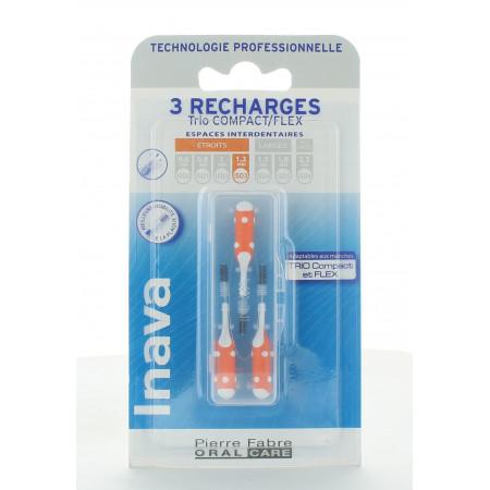 Inava Trio CompactFlex Recharges 1,2mm X3