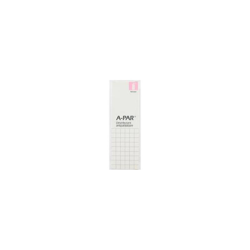 A-PAR DESINFECTANT ANTIPARASITES AEROSOL 200ML