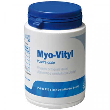 MYO-VITYL POUDRE ORALE BOITE 120G